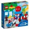 Lego Duplo: Kwatera główna Spider-Mana (10940)