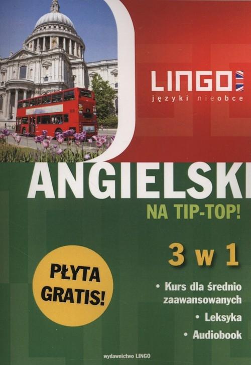 Angielski na tip-top! 3 w 1 + CD Marczewski Paweł, Oberda Gabriela