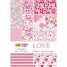 Blok z motywami A4/15 arkuszy - Love (397906)