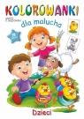 Kolorowanki dla malucha Dzieci