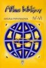 Atlas biblijny 4-6 Pomoc dydaktyczna do nauki religii w klasach 4-6