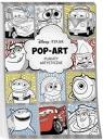Disney Pixar Pop art Plakaty artystyczne (PDG-1)