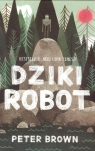 Dziki robot Brown Peter