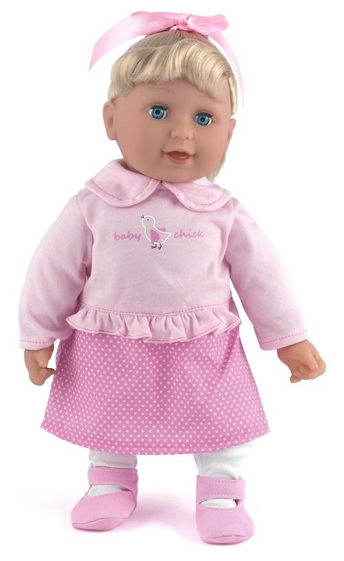 Lalka bobas 41 cm Scarlett