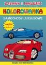 Kolorowanka Samochody luksusowe