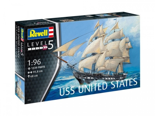 USS United States 1/96 (05606)