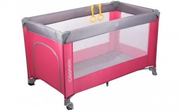 Łóżeczko turystyczne Suzie pink (52300)