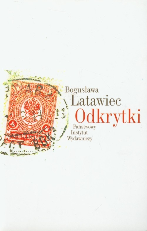 Odkrytki Latawiec Bogusława