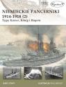 Niemieckie pancerniki 1914-1918 (2) Typy Kaiser König i Bayern