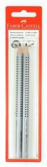 Ołówek Jumbo Grip B 2 sztuki