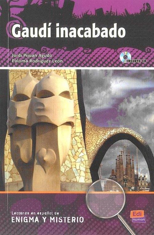 Gaudí inacabado + CD