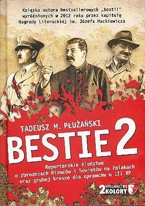 Bestie 2 Płużański Tadeusz M.