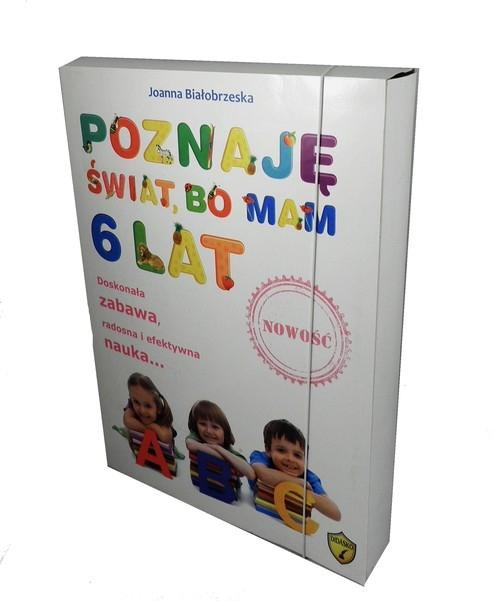 Poznaję świat, bo mam 6 lat Box Białobrzeska Joanna
