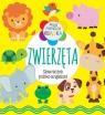 Moja pierwsza książka - Zwierzęta. Słowniczek polsko-angielski