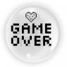 """Balon 45 cm - """"Game Over"""" (TB 3630)"""