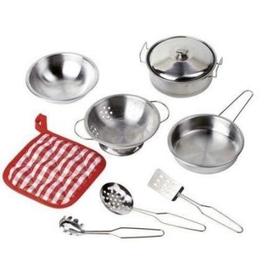 Naczynia do gotowania metalowe (GOKI-51730)