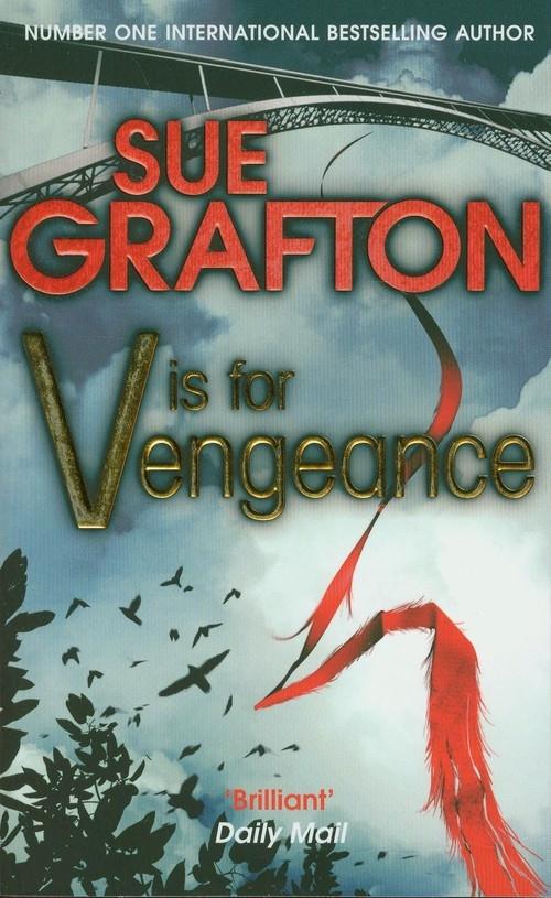 V is for Vengeance Grafton Sue