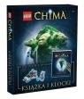 Lego Legends of Chima Księga Chi Zestaw książka + klocki LPR203