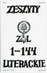 Zeszyty Literackie 1-144