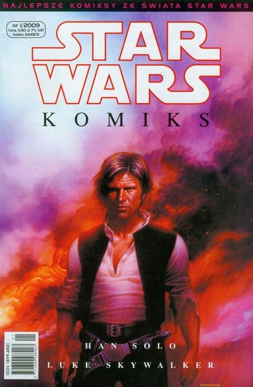 Star Wars Komiks 1/2009