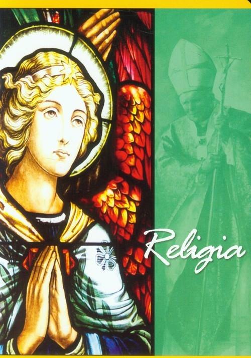 Zeszyt A5 Religia w kratkę 32 kartki anioł
