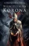 Niewidzialna korona Odrodzone Królestwo Tom 2 wydanie z autografem Cherezińska Elżbieta