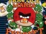 Podkładka laminowana na biurko Angry Birds