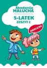 Akademia malucha 5-latek Zeszyt 2