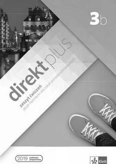 Direkt plus 3B Zeszyt ćwiczeń + kod LEKTORKLETT praca zbiorowa
