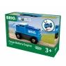 Brio World: Lokomotywa towarowa (63313000)Wiek: 3+