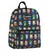 Plecak młodzieżowy Astra, Multi Character - Minecraft (502020201)