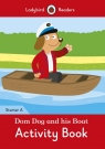 Dom Dog and his Boat Activity Book Ladybird Readers Starter Level A