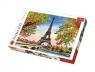 Puzzle 500: Romantyczny Paryż (37330)