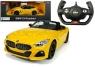 Auto R/C BMW Z4 Roadster Rastar 1:14 żółte