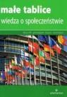 Małe tablice Wiedza o społeczeństwie (wyd. 2017) Sikorski Krzysztof