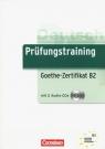 Prüfungstraining Goethe-Zertifikat B2 +2CD (Uszkodzona okładka)