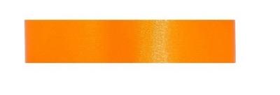 Wstążka satynowa 25mm/32mb pomarańczowa