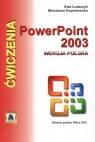 PowerPoint 2003 wersja polska. Ćwiczenia