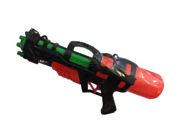 Pistolet na wodę czarno-pomarańczowy (FD015995)