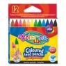 Kredki grafionowe 12 kolorów (57301PTR)