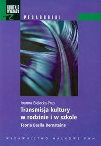 Transmisja kultury w rodzinie i w szkole Bielecka-Prus Joanna