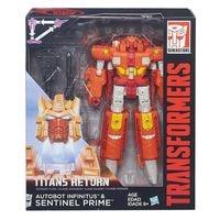 Transformers Titans Return Infinitus & Sentinel Prime