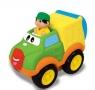 Pojazdy budowlane Śmieciarka
