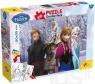 Puzzle 108 dwustronne Frozen. Kraina lodu (49301)