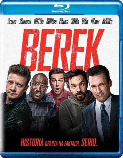 Berek (Blu-ray) Tomsic Jeff
