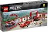 Lego Speed Champions: Rewelacyjny warsztat Ferrari (75889) Wiek: 8-14 lat