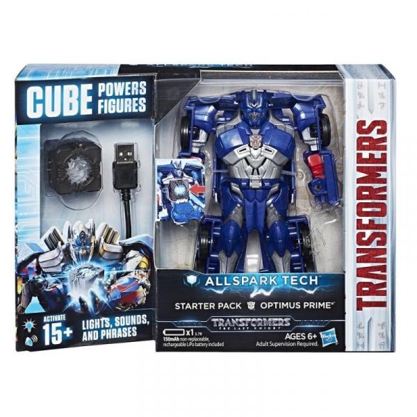 Transformers MV5 All Starter Pack Jupiter, Optimus Prime (C3368/C3479P)
