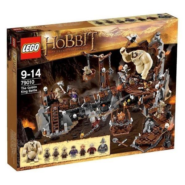LEGO Hobbit Bitwa z Królem Goblinów