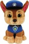 Maskotka Beanie Babies Psi Patrol - Chase 15 cm (41208)