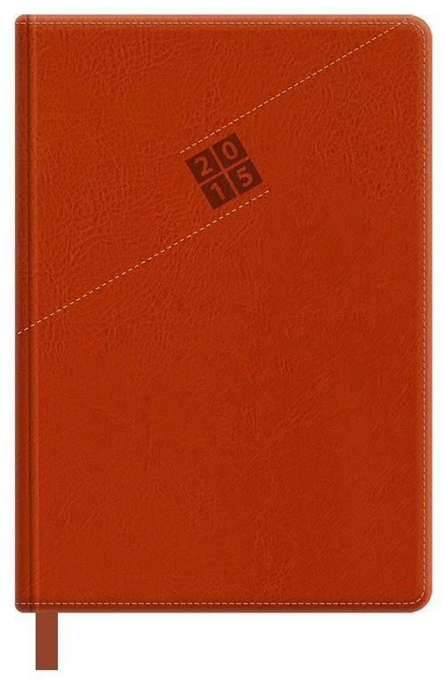 Kalendarz 2015 A5 książkowy KBR 322 bez registrów